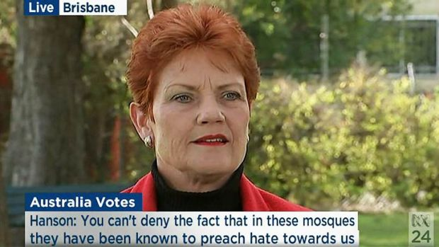 Pauline's back at it again!