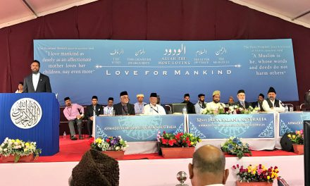 Annual Convention – Jalsa Salana 2016