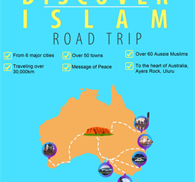 Aussie Muslim Youth to travel over 30,000km to meet Australians living in remote towns